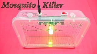 How to make Mosquito/insect Killer Trap at home