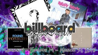 Baixar Billboard BREAKDOWN - Hot 100 - March 31, 2018