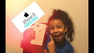 iPhone 8 Plus Unboxing *Kids Edition*