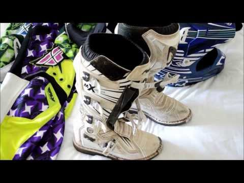 Motocross Gear  -  What You Need To Buy