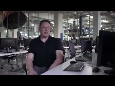 SpaceX News - Elon Musk and SpaceX - Interview about Mars and Artificial Intelligence
