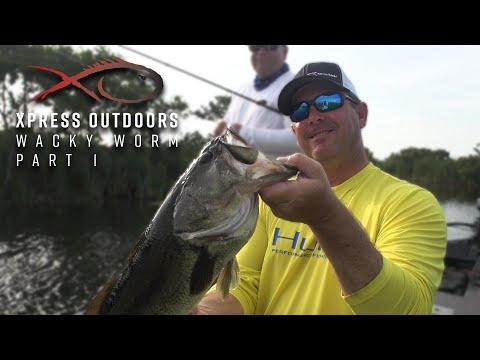 Xpress Boats presents XO: Xpress Outdoors EP2   Wacky Worm Part 1