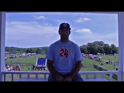 Ryan Powell on the Saratoga Springs Lacrosse Shootout