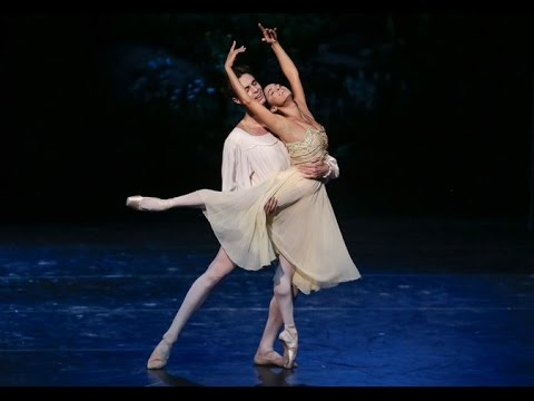 Misty Copeland Dances Romeo + Juliet, Tschaikovsky Pas de Deux & White Swan at Vail Dance 2015
