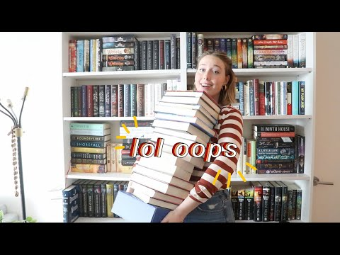 HUGE Book Haul!! (so many books lol)