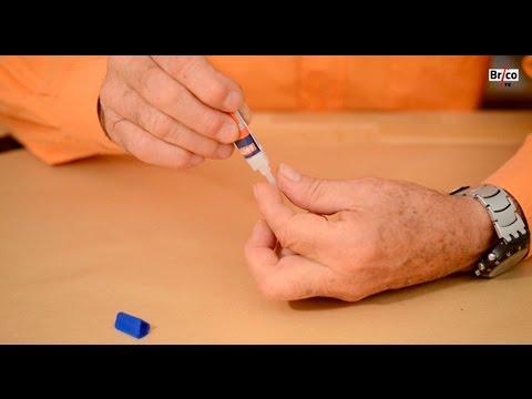 décoller les doigts collés à la glue - bricolage avec robert - youtube