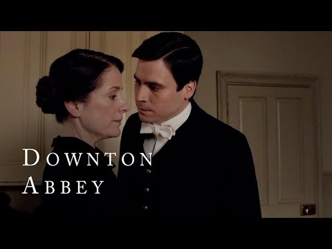Mrs Baxter's Confession   Downton Abbey  Season 5