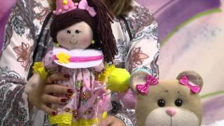 Mulher.com - 28/03/2016 - Boneca Maria festeira - Claudia Crestani