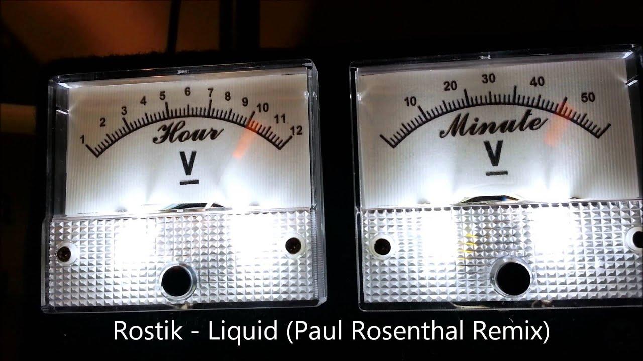 Analog Vu Meter How Circuits