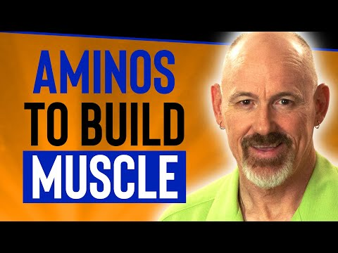 THE BEST AMINO ACIDS FOR MUSCLE GROWTH | What Amino Acids Are Essential [2019]