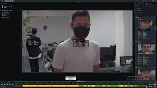 Senturian FaceX Biometrics