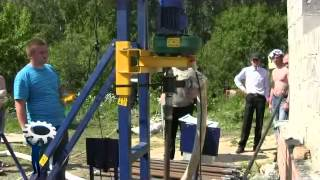 Малогабаритная буровая установка(Малогабаритна буровая установка