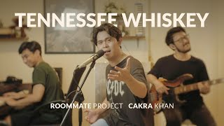 See You On Wednesday | Cakra Khan - Tennessee Whiskey  (Chris Stapleton Cover) Live Session