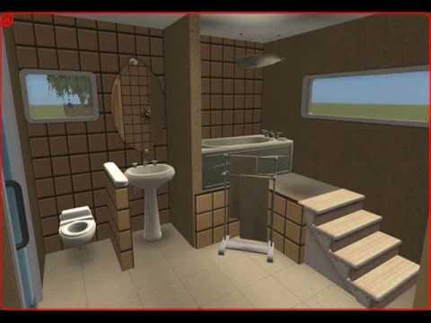 The Sims 2 Better Bathroom Ideas YouTube