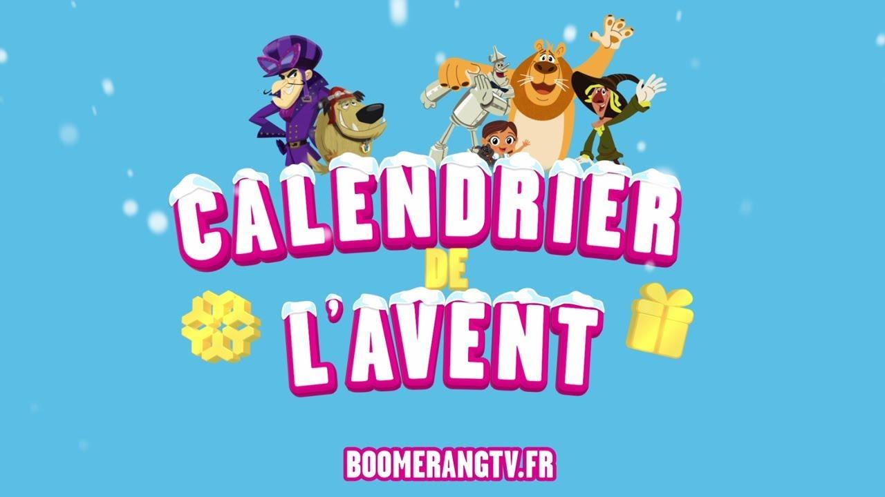 Calendrier De Lavent évènement Boomerang