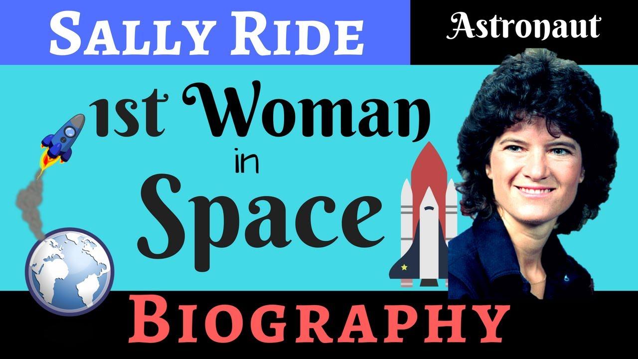 sally ride biography - 1280×720