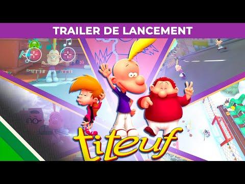 Titeuf Méga Party | Trailer de lancement FR | Microids & Balio Studio
