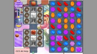 Candy Crush DREAMWORLD level 200 by Cookie
