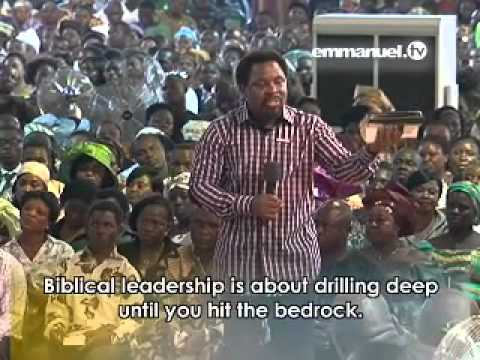 TB Joshua - 'The Power Within' & 'Know Yourself' Cut4