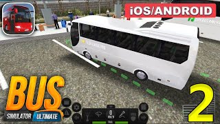 BUS SIMULATOR ULTIMATE Gameplay Walkthrough (Android, iOS) - Part 2