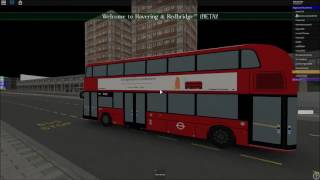 A quick 40 seconds of Bus Spotting on Roblox.
