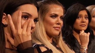 Kylie Jenner & Kendall Jenner Cry Over Caitlyn Jenner's ESPYS Speech
