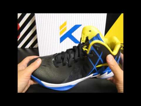 Anta KT1 Performance Review (Klay Thompson Signature Shoe)