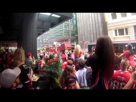 2015 Chicago Blackhawks Stanley Cup Parade