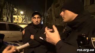 Киров, Харченко, Скалацкий, три полицейские ссыкли трусливо сбегают (ч.2)