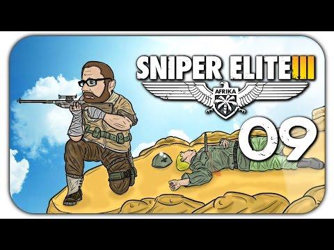 Sniper Elite III: Afrika (#9) Zabójczy czołg.
