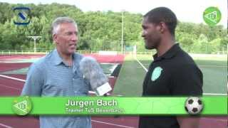 3Ecken1Elfer - TuS Hahn gegen TuS Beuerbach - 12.08.2012