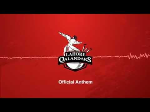 Lahore Qalandar Official Song PSL  4 New Song 2019