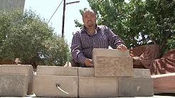 الطوبة الذكية.. إبتكار فلسطيني يحدث ثورة في عالم البناء
