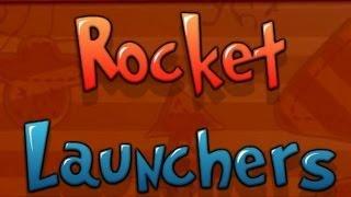 Rocket Launchers Level1-18 Walkthrough