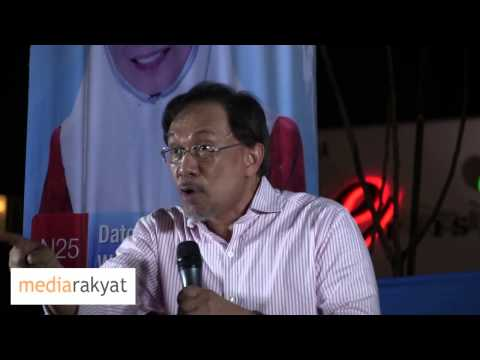 Anwar Ibrahim: Saya Tak Tahu Siapa Nasihat Datuk Seri Najib?
