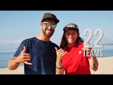 2019 Formula Kite Europeans - Mixed Relay