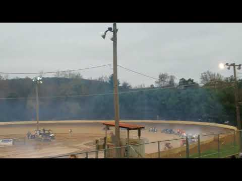Wingless 270 - Greenwood Valley Action Track - 10/14/17