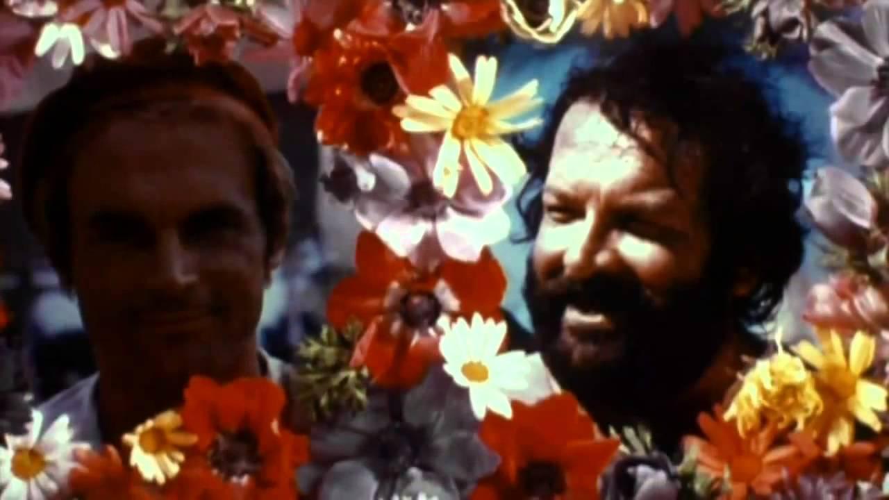 Bud Spencer und Terence Hill - 1974 - Zwei Missionare - Trailer Deutsch/German