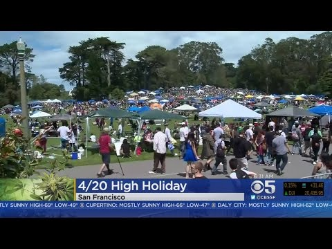 New Rules In Place For San Francisco 420 Celebration