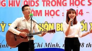 Tôi Đọc Báo Công Cộng - Minh Châu ft Sơn - Mít Tinh Phòng Chống HIV - MĐC
