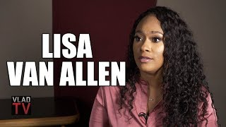 Lisa Van Allen on Being with the Girl in R Kelly Tape, Why She Took the Stand in Trial (Part 8)
