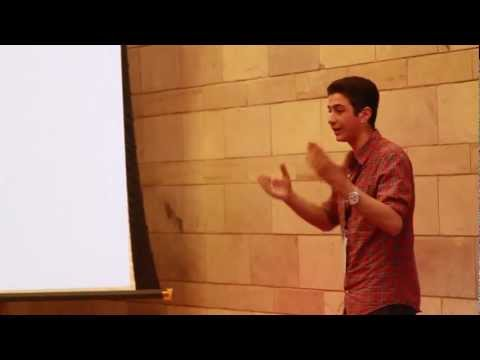 The Untitled Talk: Amr Mohamed at TEDxAUC