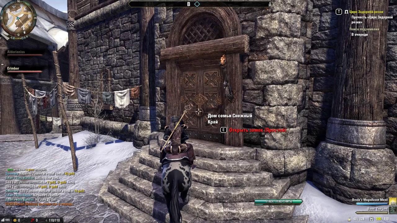 Elder Scrolls Online обзор - все об игре за 25 минут!