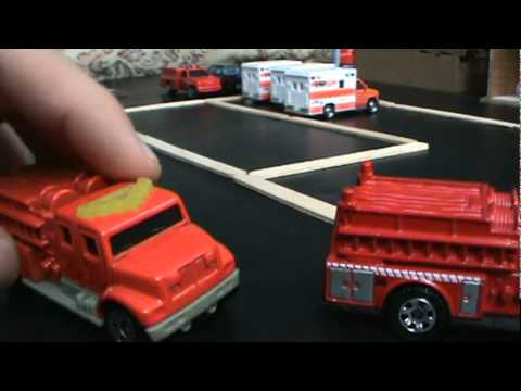 Matchbox Fire Department Station 5 Youtube