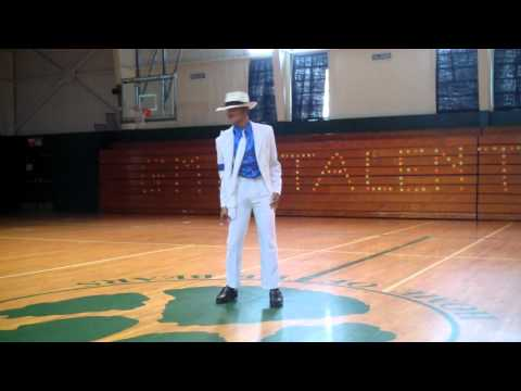 GMS Talent Show 2011 Smooth Criminal