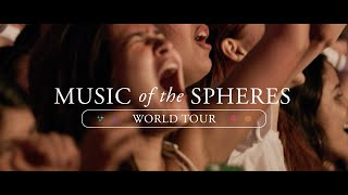 Coldplay - Music Of The Spheres World Tour 2022 (Official trailer)