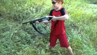 Fail of the Day: Redhead Shotgun Fail