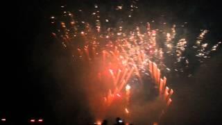 Peabody kansas fireworks 2015