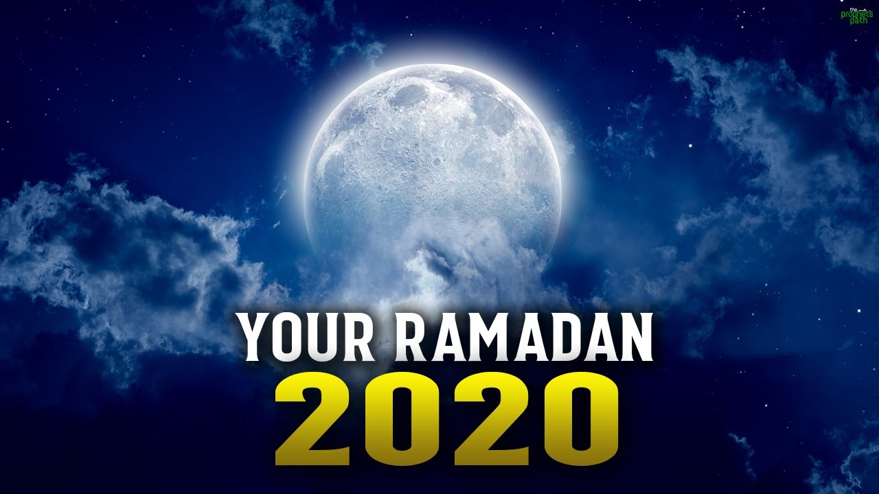 THIS NEEDS TO BE YOUR RAMADAN 2020 GOAL