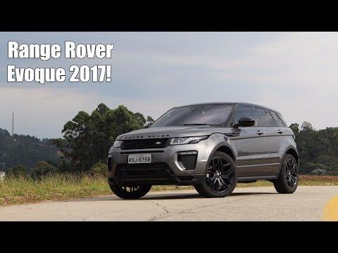 Land Rover Evoque 2017 2.0 turbo Dynamic em Detalhes